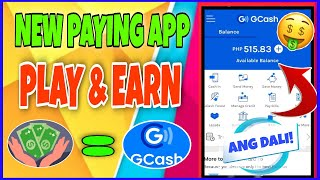 Play and Earn sa Bagong Paying App - Low Minimum Payout with Payout Proof
