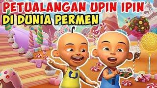 UPIN IPIN ADVENTURE IN CANDY WORLD | ROBLOX Upin Ipin
