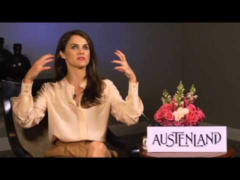 AUSTENLAND:   with Keri Russell
