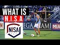 What is NISA Professional Soccer League ( How to Join)