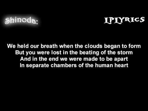 Linkin Park - Burning In The Skies [Lyrics on screen] HD