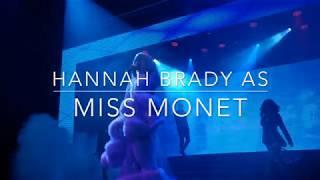 "Miss Monet, from ""Tease: Seduction at Sea"" original cast"
