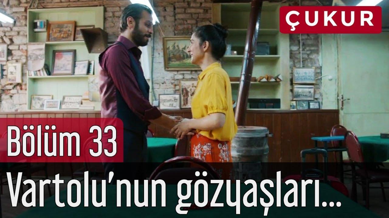 Çukur 33. Bölüm (Sezon Finali) - Vartolu'nun Gözyaşları...