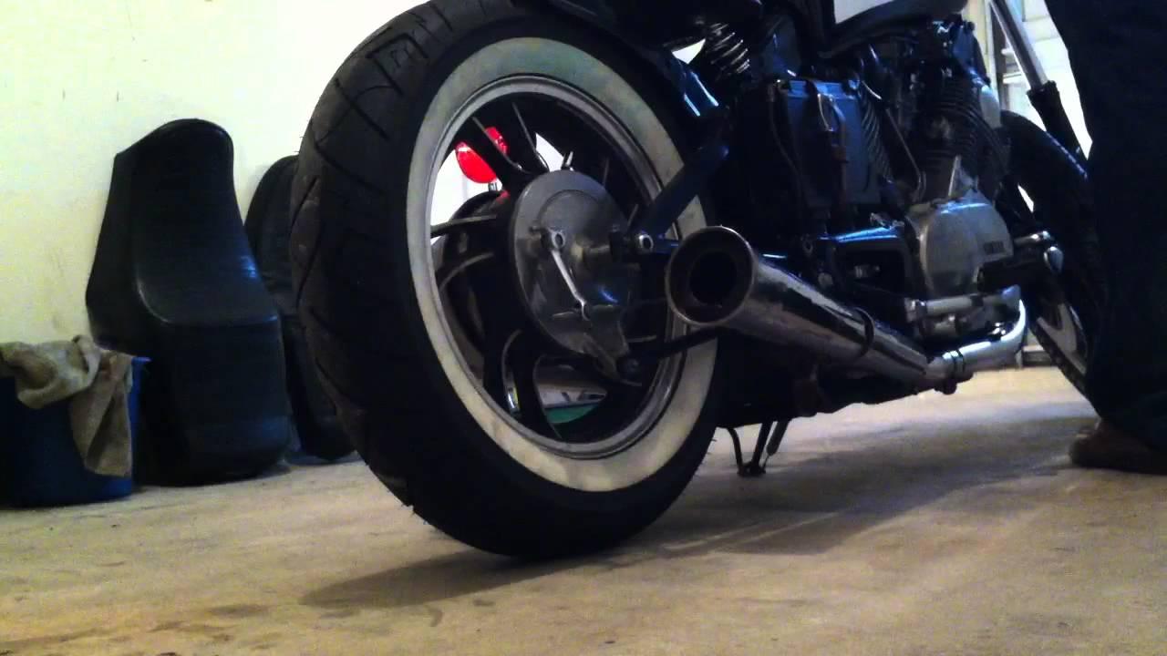 Yamaha Virago  Exhaust Baffles