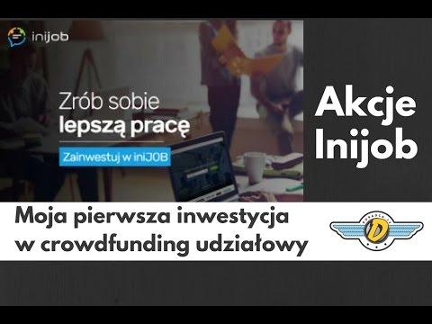 IniJob – moja pierwsza inwestycja w crowdfunding udziałowy