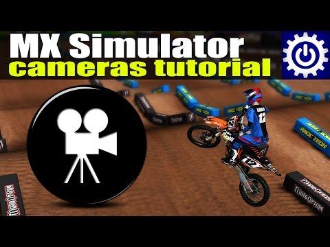 MX Simulator Tutorial - Cameras