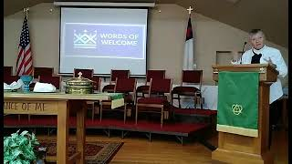 FUMC Port Isabel In-Person Worship Service - June 6, 2021 at 8:30am (2nd Sunday after Pentecost)