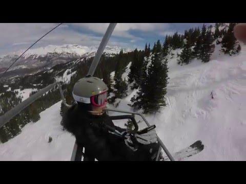 Gold Hill lift, Telluride