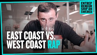 East Coast vs. West Coast Rap