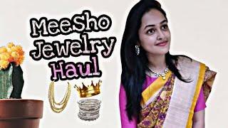 MEESHO  JEWELLERY HAUL under Rs 250 |DESIGNER Earring/Sets/Rings/Jhumkas