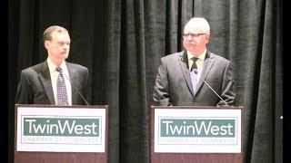 Walz And Johnson MN Gubernatorial Debate on Workforce Issues - Full Video