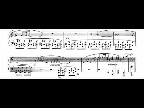 F. Chopin : Prelude op. 28 no. 2 in A minor (Kissin)