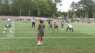G7 Collins Hill vs. Decatur |4.20.19| G7 Football Passing League