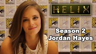 Helix Season 2 - Jordan Hayes