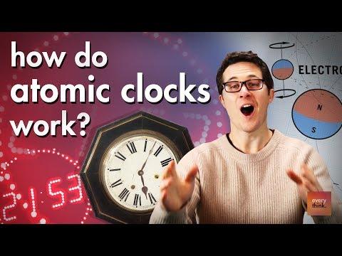 How Do Atomic Clocks Work?