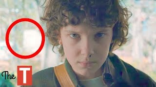 STRANGER THINGS Season 2 Important Details You Missed