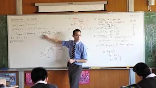Introduction to Locus (3 of 3: Determining locus equations)