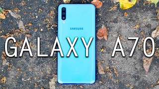 Samsung Galaxy A70 - Review