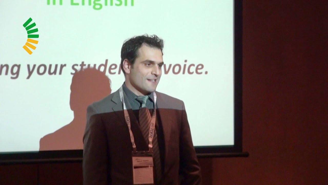 thepron.ru The PRON Method - Patrick Hayeck at ACPET 2011 - Part 1