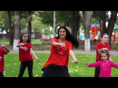 Zumba ® Kids - DJ BoBo - CHIHUAHUA - ZIN Poloboc Alexandra