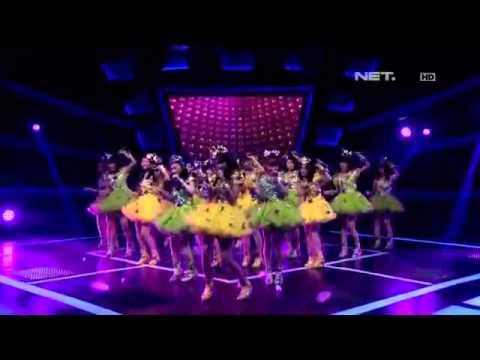 JKT48 Papan Penanda Isi Hati - Kokoro No Placard at iClub48 11 Oktober 2014