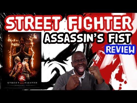 Street Fighter Assassin Fist Kickstarter Campaign Video Youtube