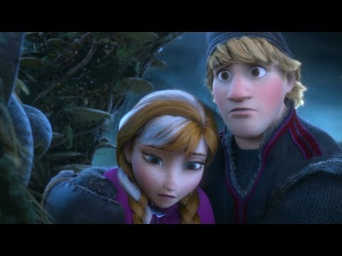 Disneys Frozen  Annas Frozen Heart
