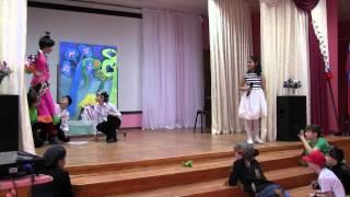 Выступление в Красногорске