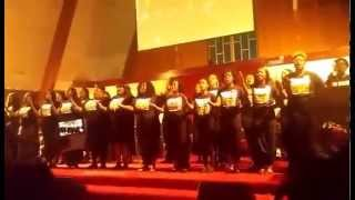 "UCF Gospel & Cultural Choir: ""Processional- Let Everything That Has Breath"""