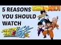 5 Reasons You SHOULD WATCH Dragon Ball Z Kai