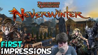 "Neverwinter (PC) First Impressions ""Is It Worth Playing?"""