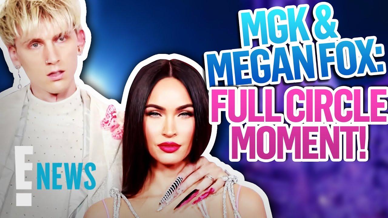 Megan Fox & Machine Gun Kelly Reach Full Circle Moment News