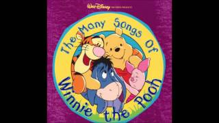 Winnie The Pooh -  Disney Studio Chorus -  Heffalumps and Woozles - Backing track Demo