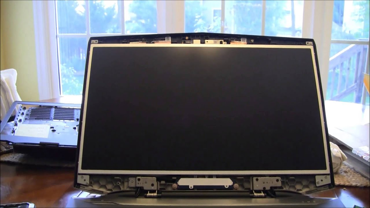 Alienware 17 R1 (2013-2014) LCD Screen Replacement