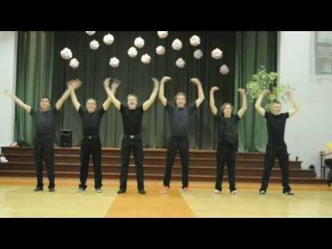 Dance of YMCA (Skuodas version)