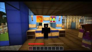 -=Minecraft=- Der erste Schultag