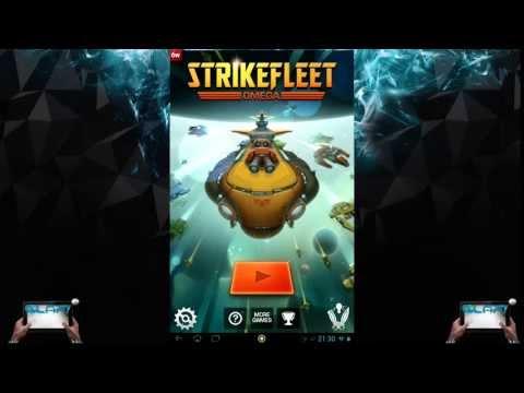 Strikefleet Omega игра на Android и IOS