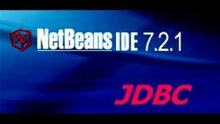 Jdbc Connection Via Netbeans ᴴᴰ Quick N Easy