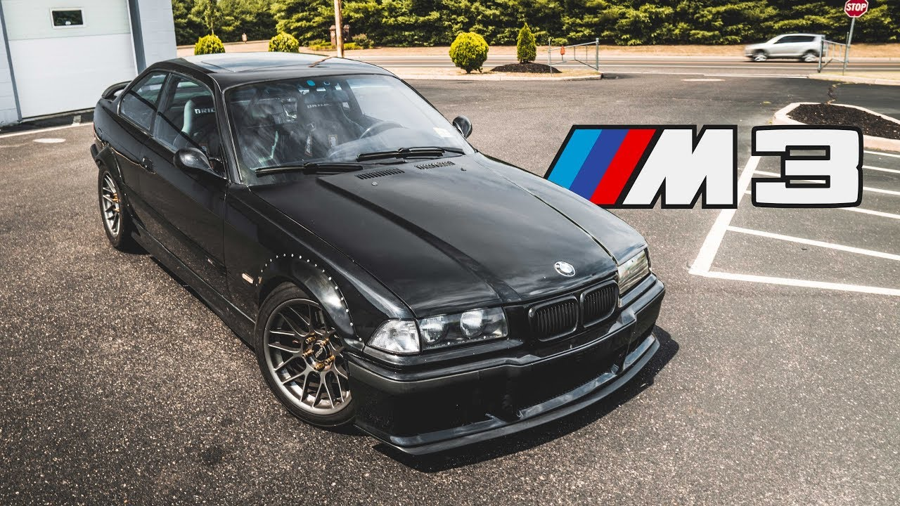 E36 BMW M3 TRACK CAR FOR SALE - YouTube