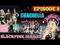 BLACKPINK DIARIES EP.8 REACTION