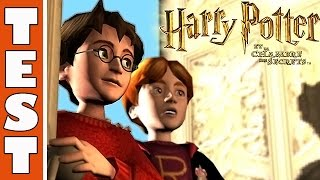 (Test) Harry Potter et la Chambre des Secrets [PS2]