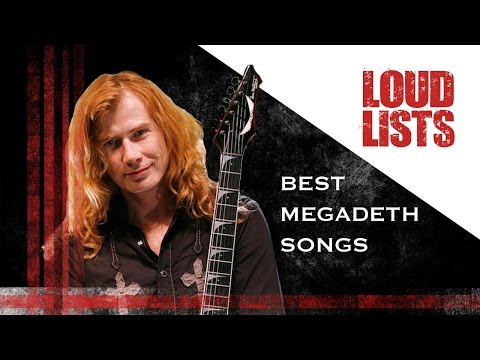 10 Best Megadeth Songs