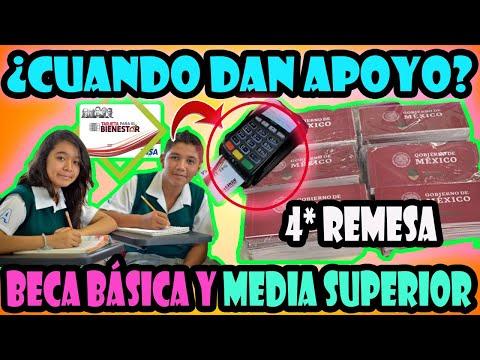 """CUANDO ES EL PAGO DE BECA BÁSICA Y MEDIA SUPERIOR """"BECAS BENITO JUÁREZ"""" 4# REMESAиз YouTube · Длительность: 12 мин23 с"""