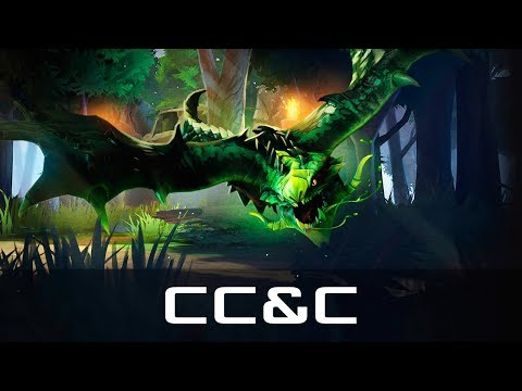 CC&C — Viper, Mid Lane (Feb 15, 2019) | Dota 2 patch 7.21 gameplay