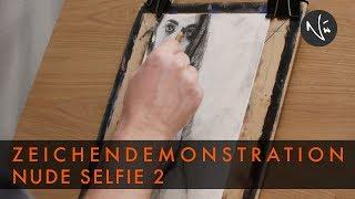 ZEICHENDEMONSTRATION - Nude Selfie 2