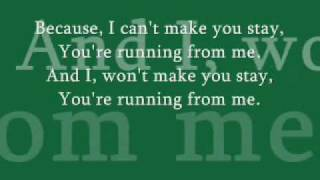 All Will Fall - Disappearing Act (lyrics)