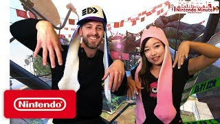 Splatoon 2 Single Player Mode Gameplay – Nintendo Minute