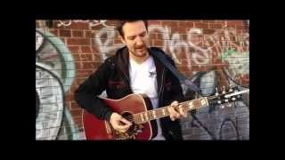 how to play the way i tend to be by frank turner