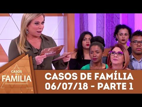 Caso Do Dia (06/07/18) - Parte 1 | Você Precisa Emagrecer... | Casos De Família