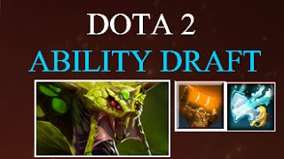 Dota 2 Just another OP Ability Draft (Venomancer) Gameplay Commentary